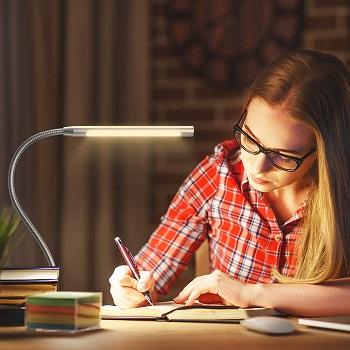 BEST CLIP-ON LED READING LAMP