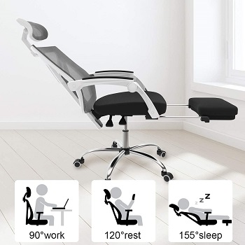 BEST COMFORTABLE OFFICE CHAIR FOR SITTING ALL DAY