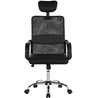 BEST COMPUTER HIGH-BACK OFFICE CHAIR WITH HEADREST Summary