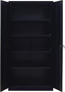 BEST DOUBLE DOOR FILING CABINET