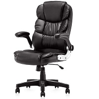 BEST ERGONOMIC HIGH BACK OFFICE CHAIR WITH ADJUSTABLE ARMS Summary