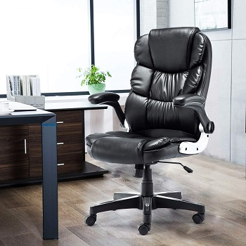 BEST ERGONOMIC HIGH BACK OFFICE CHAIR WITH ADJUSTABLE