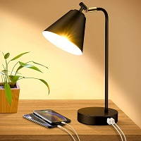 BEST FOR READING LED DESK LAMP WITH USB PORT Picks