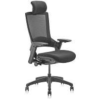 BEST FOR STUDY HIGH BACK OFFICE CHAIR WITH ADJUSTABLE ARMS Summary