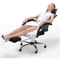 BEST FOR STUDY HIGH-BACK OFFICE CHAIR WITH LUMBAR SUPPORT Summary