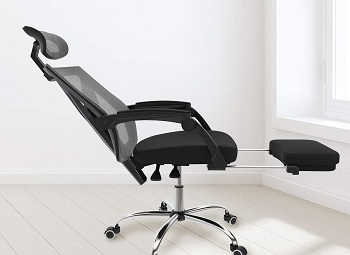 BEST FOR STUDY HIGH-BACK OFFICE CHAIR WITH LUMBAR SUPPORT