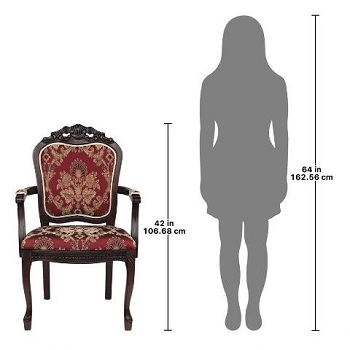 BEST FOR STUDY VICTORIAN DESK CHAIR