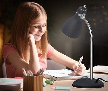 BEST FOR STUDYING BENDABLE DESK LAMP