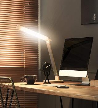 BEST FOR STUDYING BRIGHT DESK LAMP