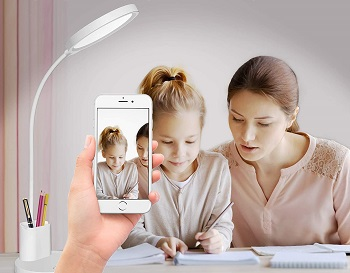 BEST FOR STUDYING RECHARGEABLE DESK LAMP