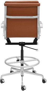 BEST HEIGHT OFFICE COUNTER STOOL CHAIR