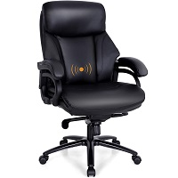 BEST HIGH-BACK HOME OFFICE CHAIR FOR BACK PAIN Summary