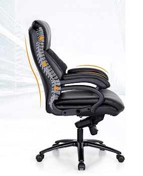 BEST HIGH-BACK HOME OFFICE CHAIR FOR BACK PAIN