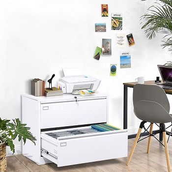 BEST LATERAL CHEAP 2-DRAWER FILE CABINET