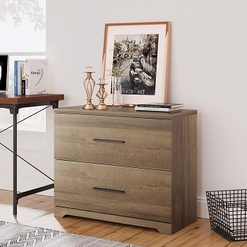 BEST LATERAL FARMHOUSE STYLE FILING CABINET