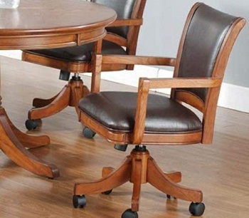 BEST LEATHER BANKERS OFFICE CHAIR