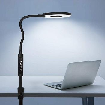 BEST LED DESK LAMP FOR EYES