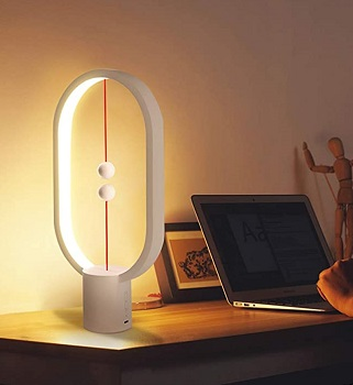 BEST MODERN BATTERY-OPERATED LED TABLE LAMP