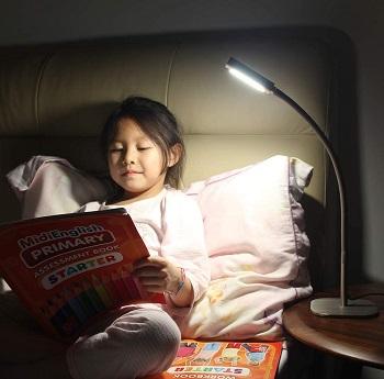 BEST MODERN FLEXIBLE BEDSIDE READING LAMP