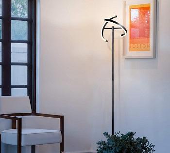 BEST MODERN FLOOR LAMP FOR OFFICE
