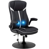 BEST NO WHEELS OFFICE CHAIR FOR TALL PERSON WITH BACK PAIN Summary