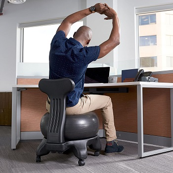 BEST OF BEST AFFORDABLE OFFICE CHAIR FOR BACK PAIN