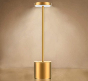 BEST OF BEST BATTERY-OPERATED LED TABLE LAMP