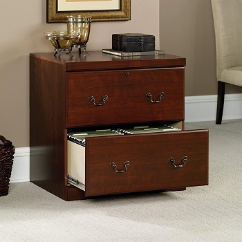 BEST OF BEST CHERRY FILE CABINET