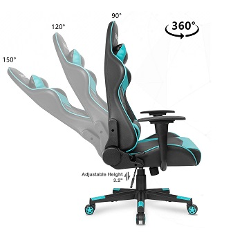 BEST OF BEST COMFORTABLE HIGH-BACK CHAIR