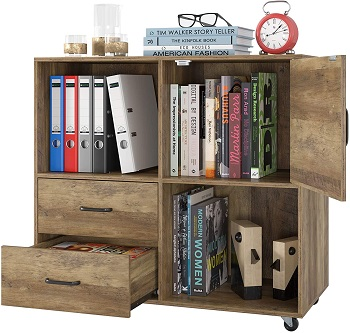 BEST OF BEST CONSOLE FILE CABINET