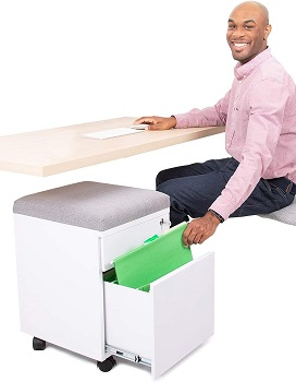BEST OF BEST CUSHION TOP FILE CABINET