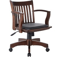BEST OF BEST WOOD BANKERS CHAIR Summary