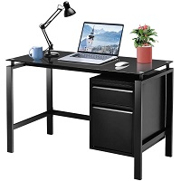BEST SMALL COMPUTER DESK WITH FILING DRAWER picks