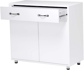 BEST SMALL CONSOLE FILE CABINET