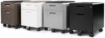 BEST SMALL CUSHION TOP FILE CABINET