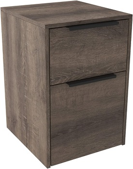 BEST SMALL FARMHOUSE STYLE FILING CABINET