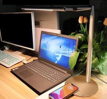 BEST SWING ARM DESK LAMP FOR COMPUTER WORK