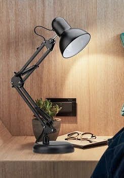 BEST SWING ARM LAMP FOR HOME OFFICE