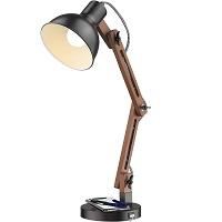 BEST SWING ARM LED DESK LAMP WITH USB PORT Picks