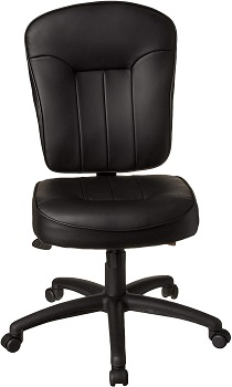 BEST TALL ERGONOMIC TASK CHAIR NO ARMS