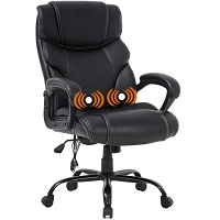 BEST TALL OFFICE CHAIR FOR LOWER BACK PAIN UNDER $300 Summary