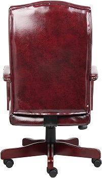 BEST TALL VINTAGE BANKERS CHAIR