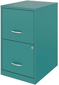 BEST TEAL COLORFUL FILE CABINET