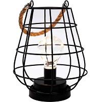 BEST VINTAGE CORDLESS LED TABLE LAMP Picks