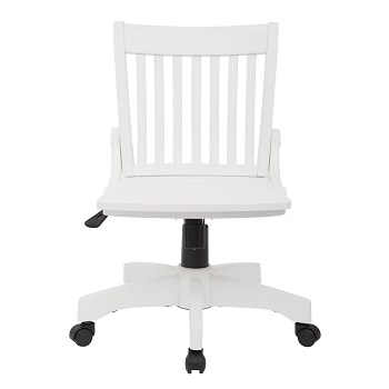 BEST WHITE BANKERS OFFICE CHAIR