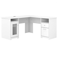BEST WHITE COMPUTER DESK WITH FILE CABINET picks