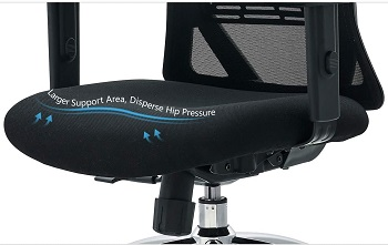 BEST WITH ARMRESTS CHAIR FOR UPPER BACK PAIN