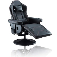 BEST WITH ARMRESTS HIGH-BACK RECLINER OFFICE CHAIR