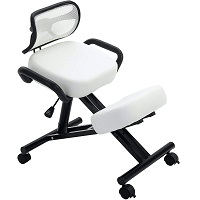 BEST WITH ARMRESTS KNEELING CHAIR FOR BACK PAIN Summary