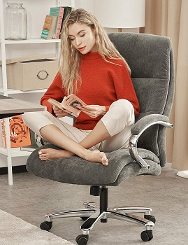 BEST WITH ARMRESTS OFFICE CHAIR FOR TALL PERSON WITH BACK PAIN